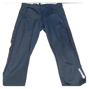 3/$20 Sugoi Black MidZero Zoe knicker leggings